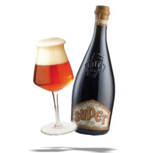 Birra Baladin Super 75 cl